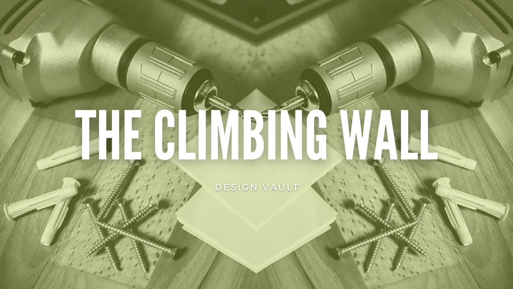 The Climbing Wall Design Vault