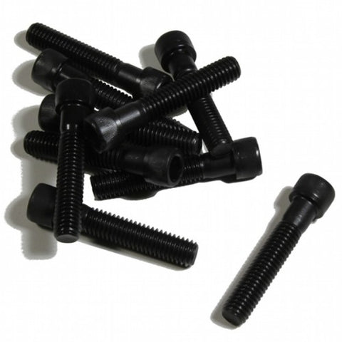"Bolts - 25 Pack - 3/8-16"" - Black Oxide"