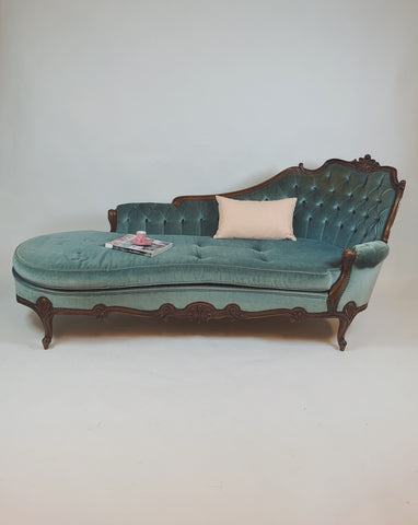 Velours chaise longue