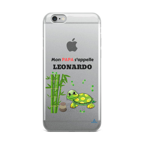 "Housse iPhone ""TORTUE NINJA?"""