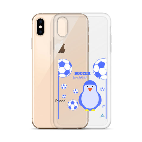 "Housse iPhone ""SOCCER"""