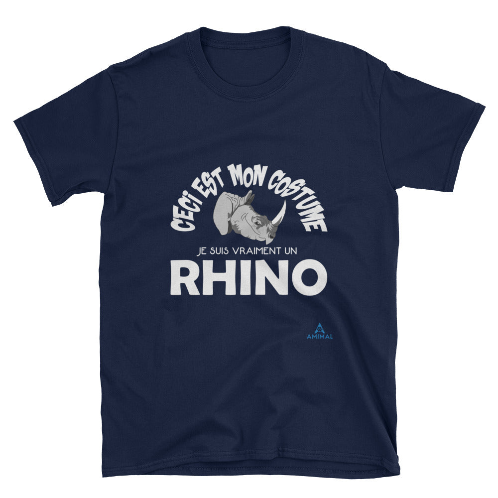 "T-Shirt ""COSTUME RHINO"""