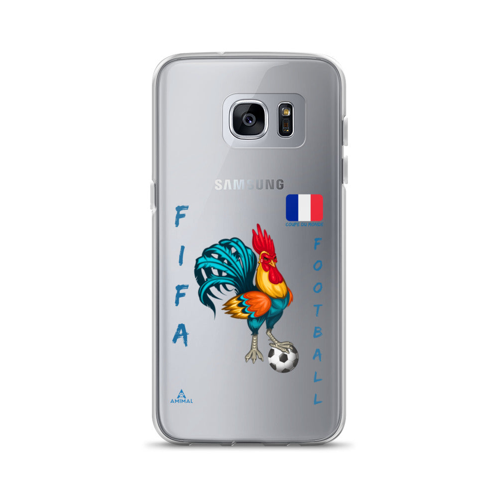 "Housse Samsung ""FOOTBALL"""