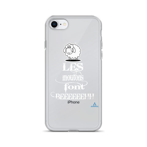 "iPhone ""LES MOUTONS FONT BEEEEH"""
