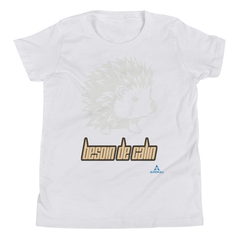 "T-Shirt Adolescent ""BESOIN DE CALIN"""