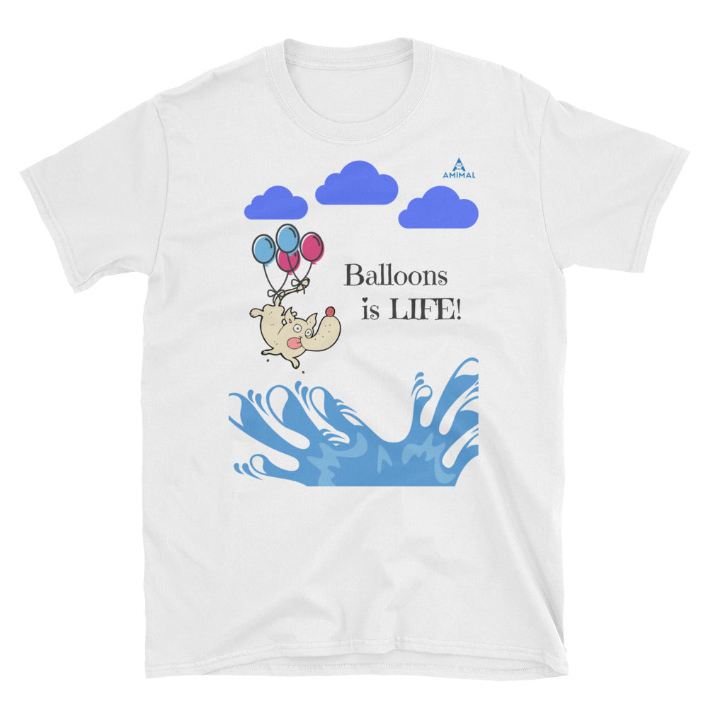 "T-Shirt ""BALLONS IS LIFE"""