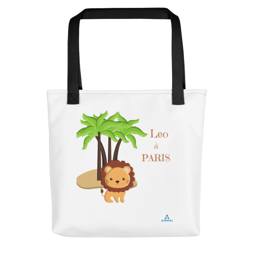 "Sac ""LEO A PARIS"""