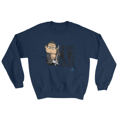"Sweatshirt ""BAD-BOY"""