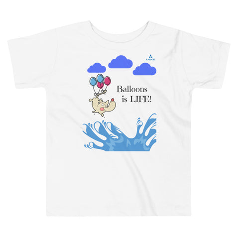 "T-Shirt Enfant ""BALLOONS IS LIFE"""