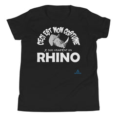 "T-Shirt Adolescent ""COSTUME RHINO"""
