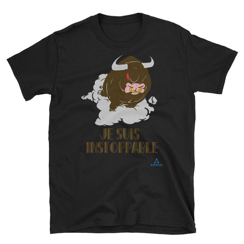 "T-Shirt ""INSTOPPABLE"""
