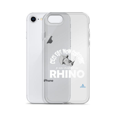 "Housse iPhone ""COSTUME RHINO"""