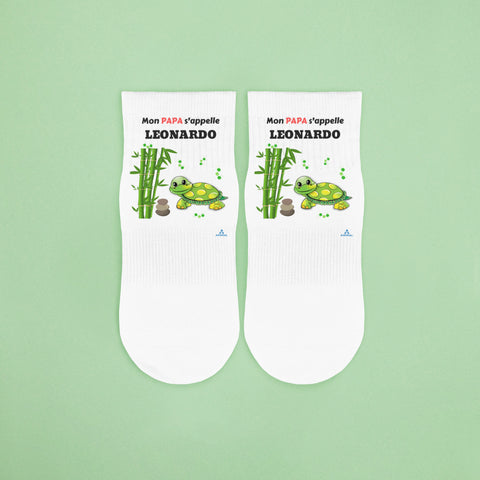 "Chaussettes ""TORTUE NINJA?"""