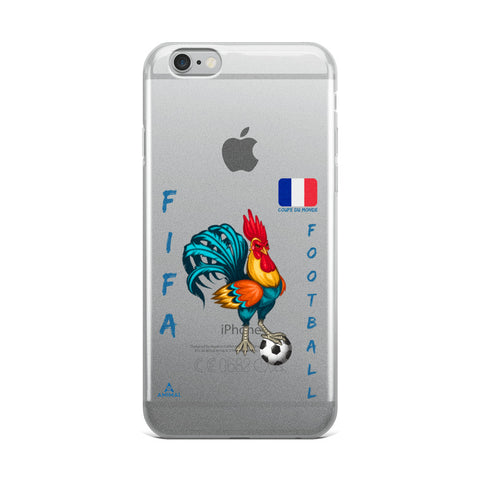 "Housse iPhone ""FOOTBALL"""