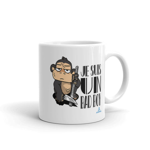 "Mug ""JE SUIS UN BAD-BOY"""