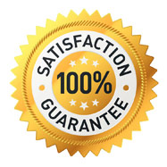 Image of 100% Satisfaction Garantie