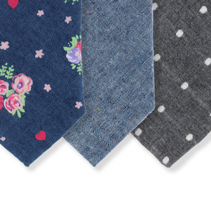 The Weekend: SAVE $10!, NECKTIES, skinny ties, floral ties, affordable, cotton ties, confidence- CORBATA