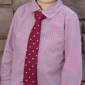 The Little Slate, NECKTIES, skinny ties, floral ties, affordable, cotton ties, confidence- CORBATA
