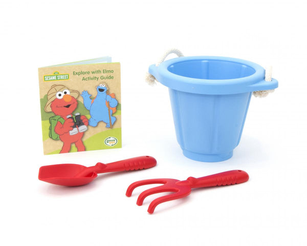 Green Toys Elmo Explores Activity Set for 2-6 years
