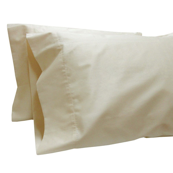 Gotcha Covered Pure Collection, Pillowcases (pair), 100% certified organic cotton, King