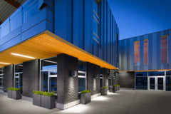 Community Centre University of British Columbia Modern Elite Divider