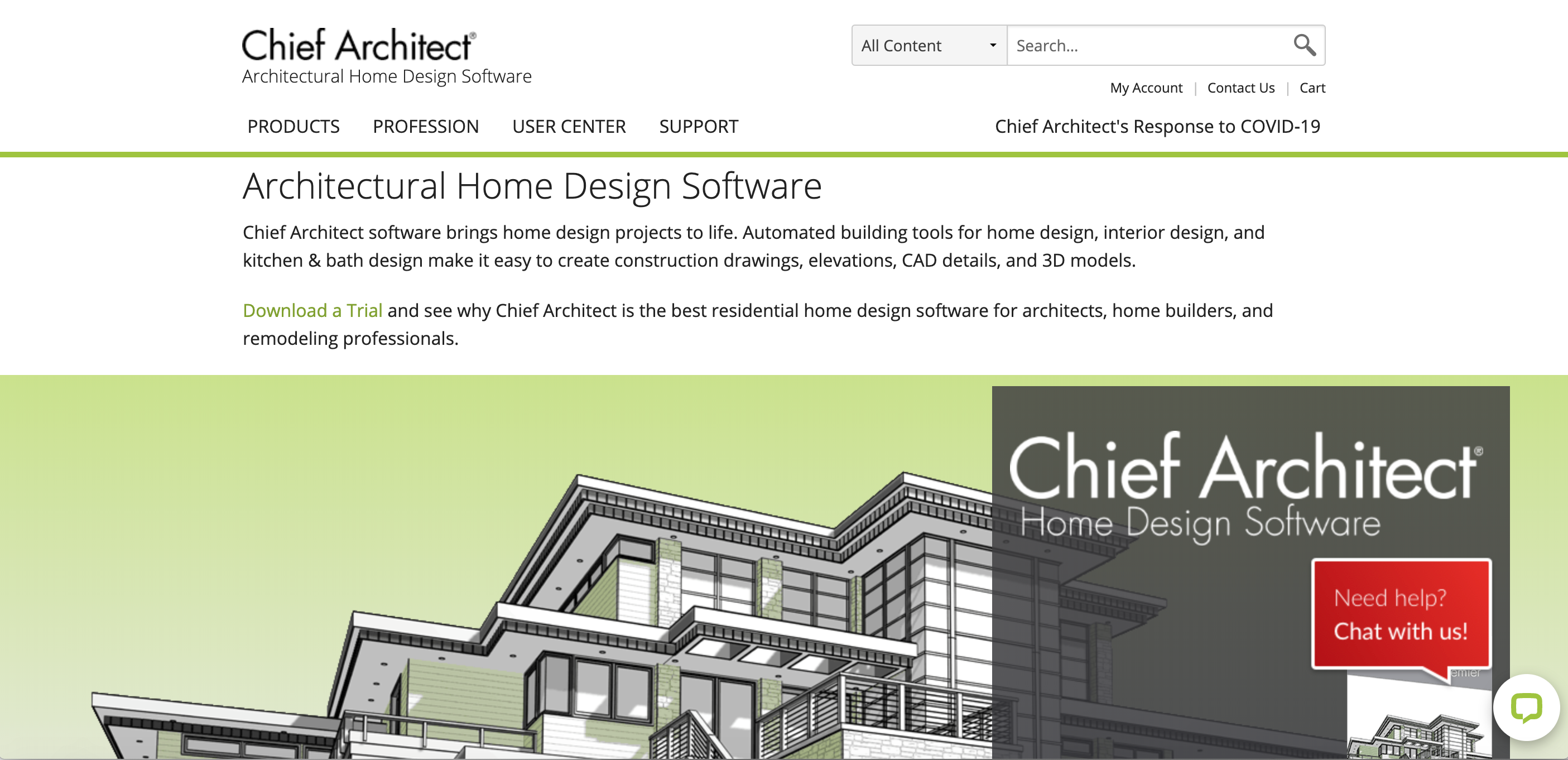 Best Architecture CAD software
