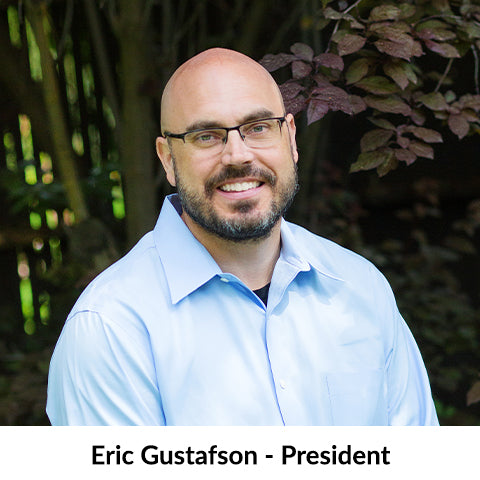 Eric Gustafson Co-owner of PureModern