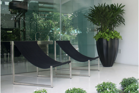 Sale on Tau Fiberglass Planters at PureModern
