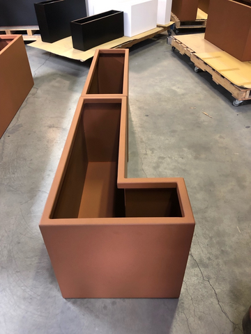 Alternative to COR-TEN weathering steel