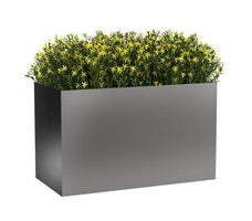 Modern Elite Wide Rectangle Planter