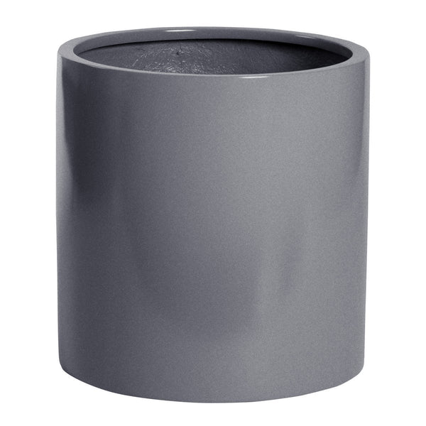 PurePots_Short_Cylinder_Pot_2320_Fiberglass_Metallic_Granite.jpg