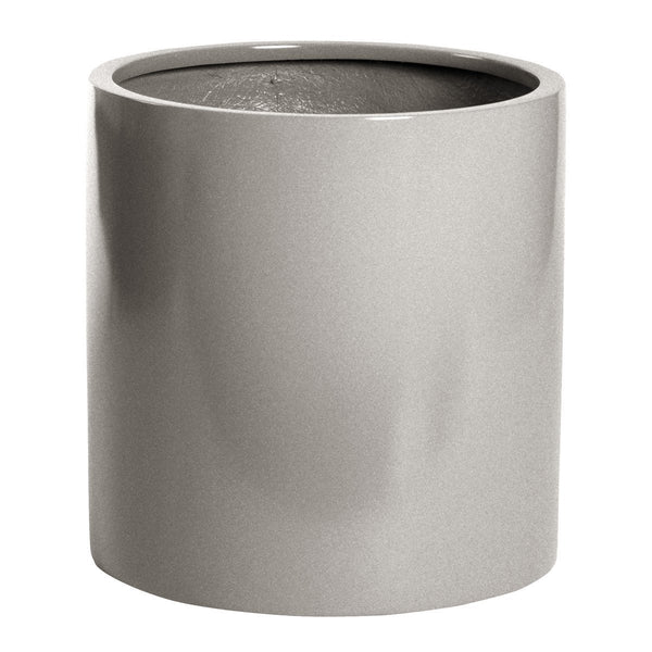 PurePots_Short_Cylinder_Pot_2320_Fiberglass_Metallic_Grey.jpg