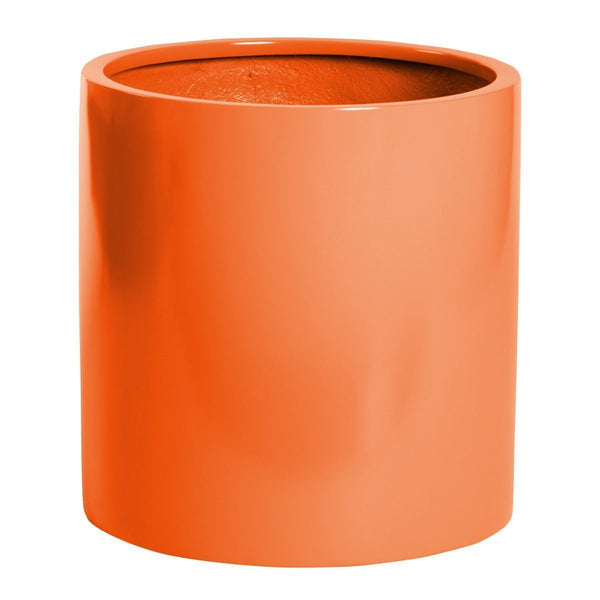 PurePots_Short_Cylinder_Pot_2320_Fiberglass_Orange.jpg