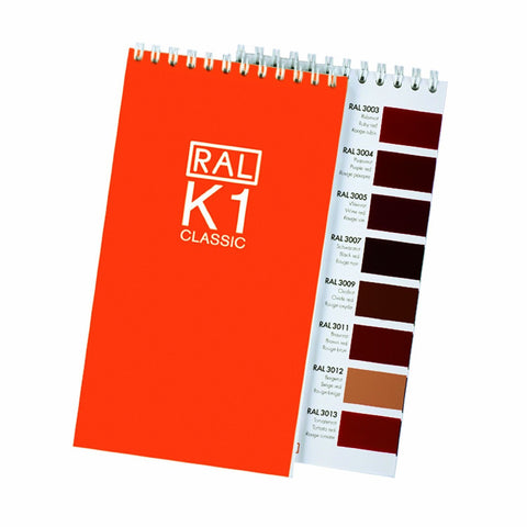 RAL K1 Classic Color Guide