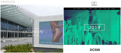 DC Swim Week 2019 + Miami Swim Show 2019