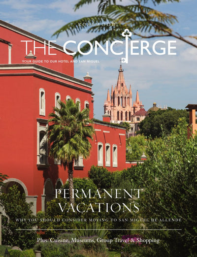 Concierge Magazine Press