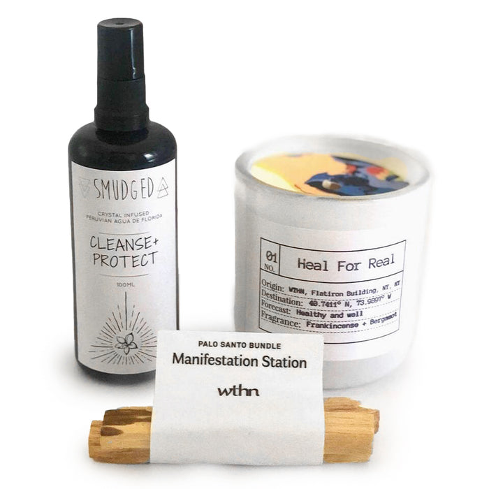 Cleanse Your Space Kit