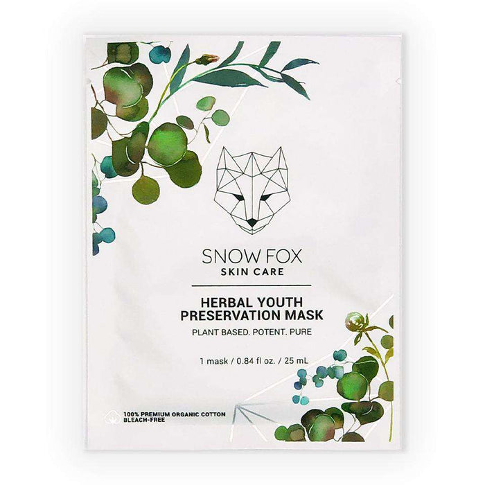 Herbal Youth Face Mask