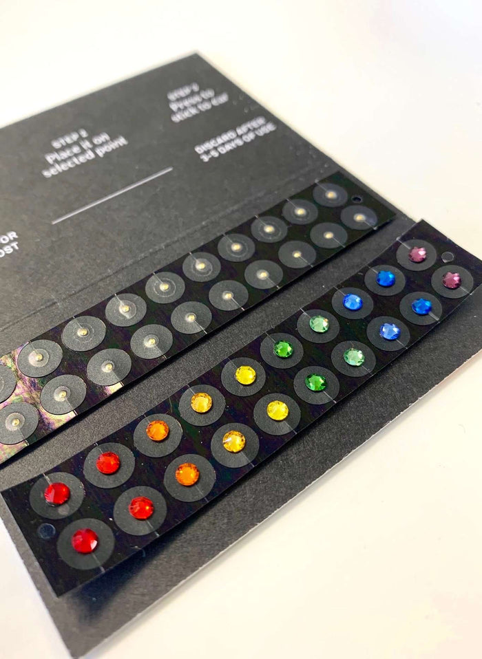 Limited Edition Rainbow Ear Seed Kit