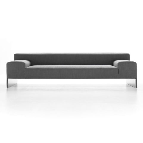 Grey Stretch Couch