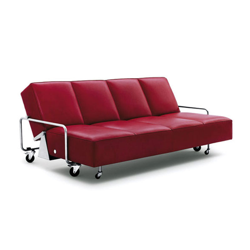 Red Modern Couch