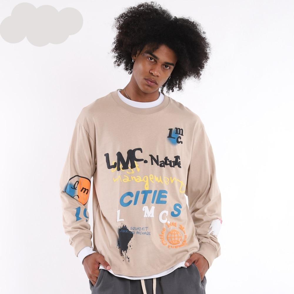 T Shirt Men Pullover Full Sleeve - SevenStarCollection
