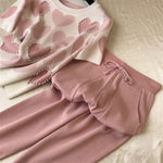Corina Sweater tops+pants Suit freeshipping - SevenStarCollection