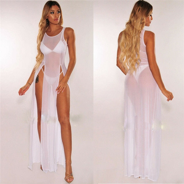 Felicia Bathing Swimsuit Bikini Cover Up - SevenStarCollection