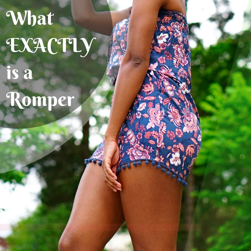 What Exactly Is A Romper?