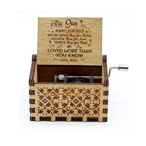 Image of To My Special Someone - Engraved Music Box