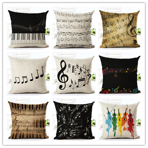 Image of Sonata Cotton Pillow