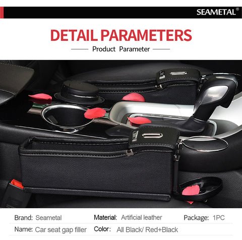 Image of Car Seat Crevice Organizer