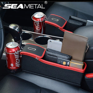 Car Seat Crevice Organizer