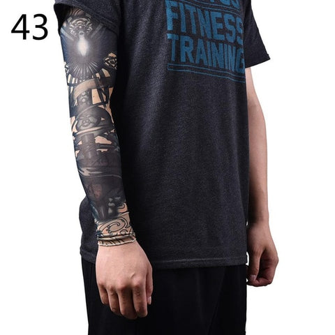 Image of Rebel Parent Tattoo Sleeve